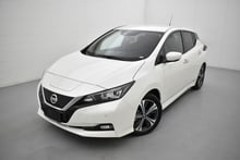 Nissan Leaf 40 KWH n-connecta 150 AT