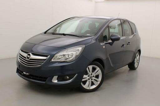 Opel Meriva cosmo turbo 140