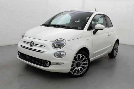 Fiat 500 star GPS