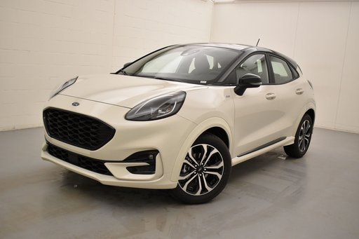 Ford Puma ecoboost st-line 125