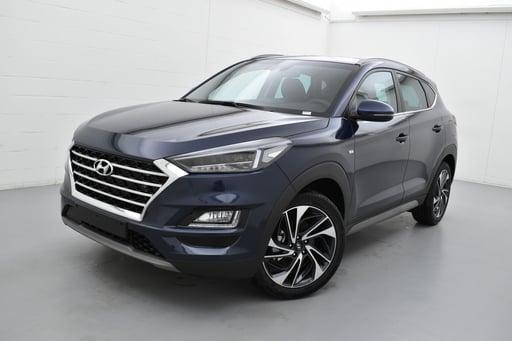 Hyundai Tucson crdi shine mild hybrid 136 AT