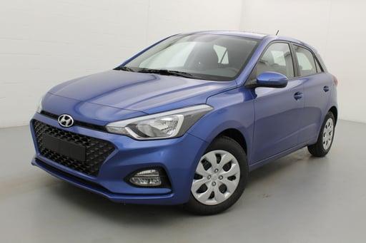 Hyundai i20 life plus (fl) 75 ISG