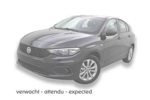 Fiat Tipo Hatchback city 95 navi