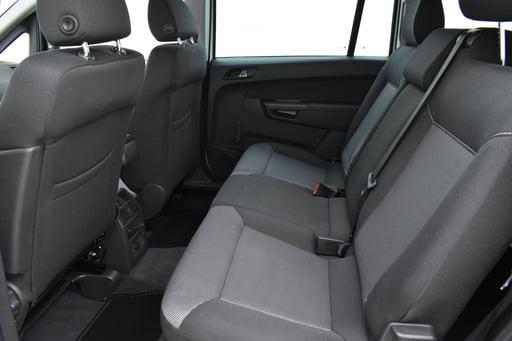 Opel Zafira Diesel- 2008 cdti ecoflex enjoy DPF 110