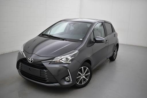 Toyota Yaris dual vvt-ie Y20 111 AT