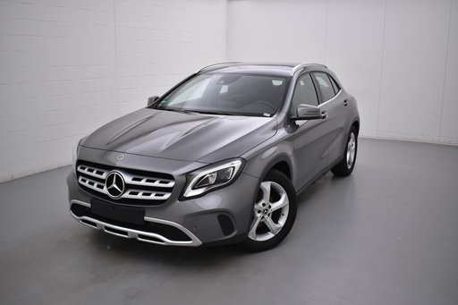 Mercedes Gla 180 urban 122