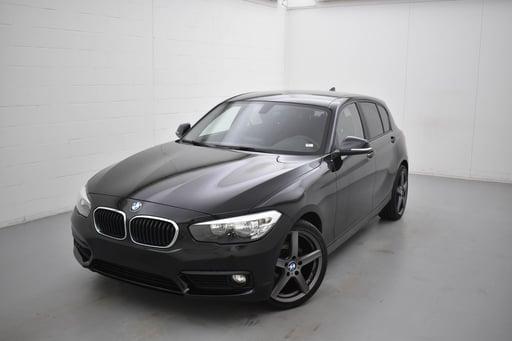 BMW 116 Hatch (f20 lci)
