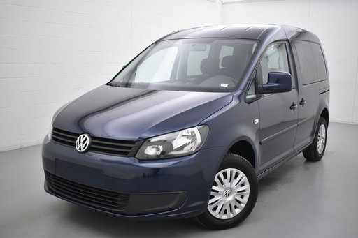 Volkswagen Caddy Life 2plc CR TDI dark & cool