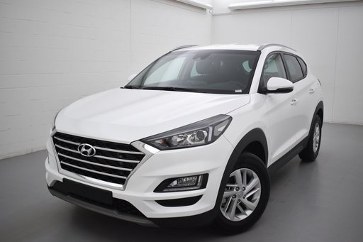 Hyundai Tucson crdi feel 136 AT