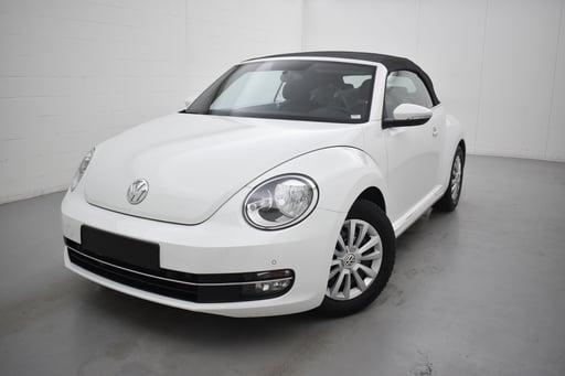 Volkswagen Beetle Cabriolet TSI design 105