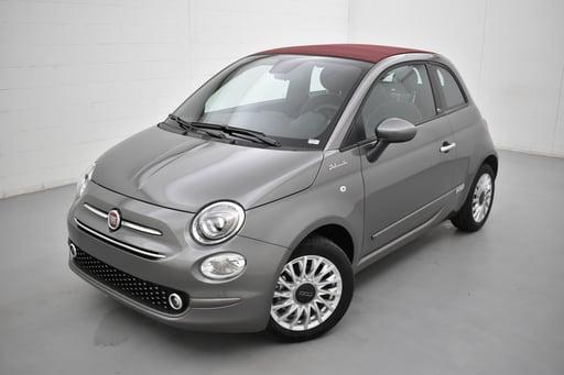 Fiat 500 C hybrid lounge 70