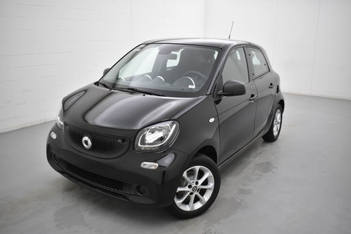 Smart Forfour turbo pure 90